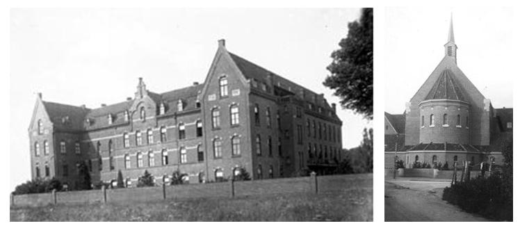 Het Franse Klooster in Sittard.